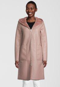 Rino&Pelle - ALIDA - Classic coat - misty rose - 0
