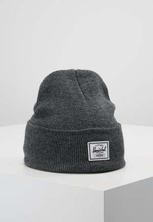 ELMER BEANIE - Gorro - heather charcoal