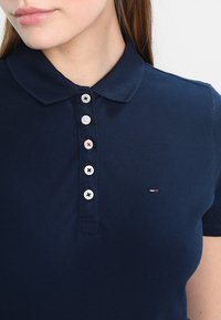 Tommy Jeans - ORIGINAL BASIC - Polo - dress blues - 3