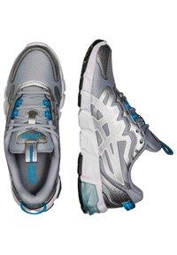ASICS - GEL-QUANTUM 90 - Sneakers basse - piedmont grey/fresh ice - 1