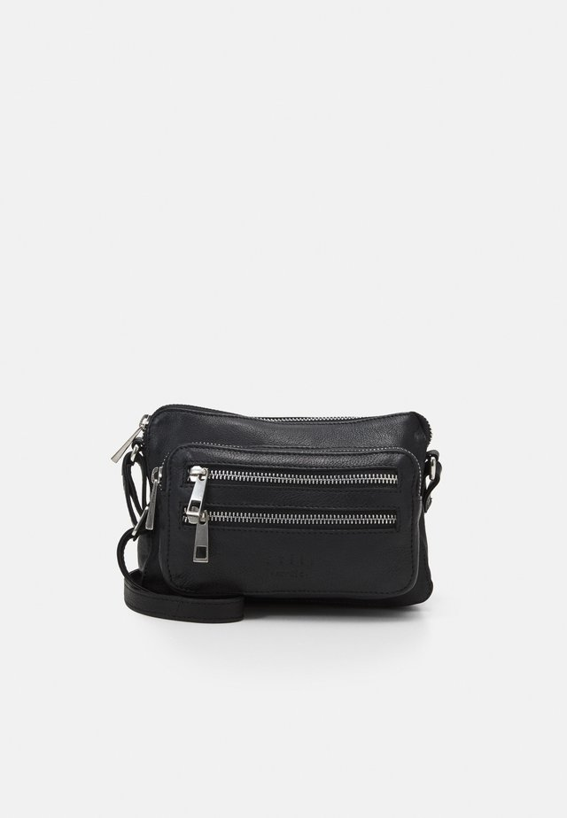 MARY CROSSBODY - Olkalaukku - black