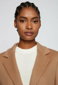 BOSS - CURIA - Classic coat - light brown - 5