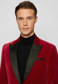 BOSS - HELWARD4 - Blazer jacket - dark red - 3