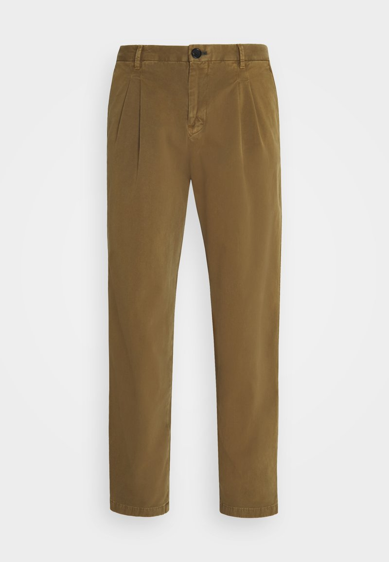 PS Paul Smith - MENS DOUBLE POCKET - Chinos - brown