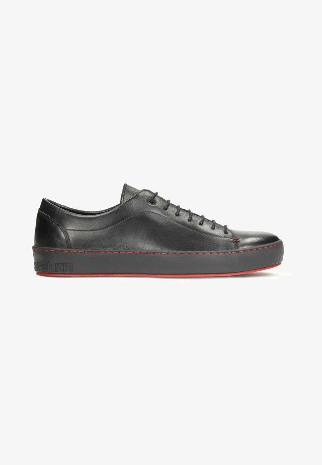 LEONID - Sneakers laag - black