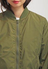 Urban Classics - Bomber Jacket - olive - 4