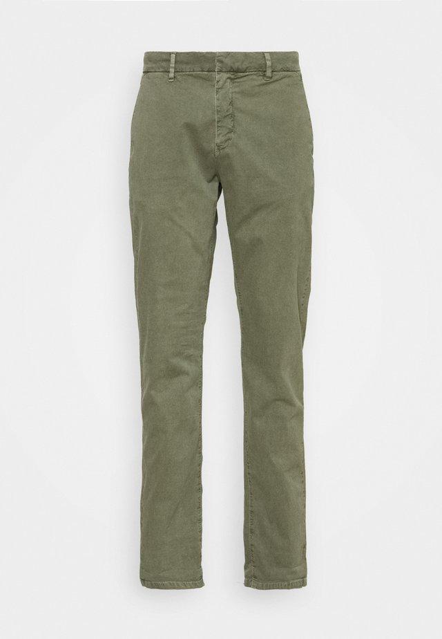 BRUCE - Pantaloni - khaki
