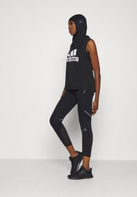 adidas Performance - HIJAB SET - Lue - black - 0