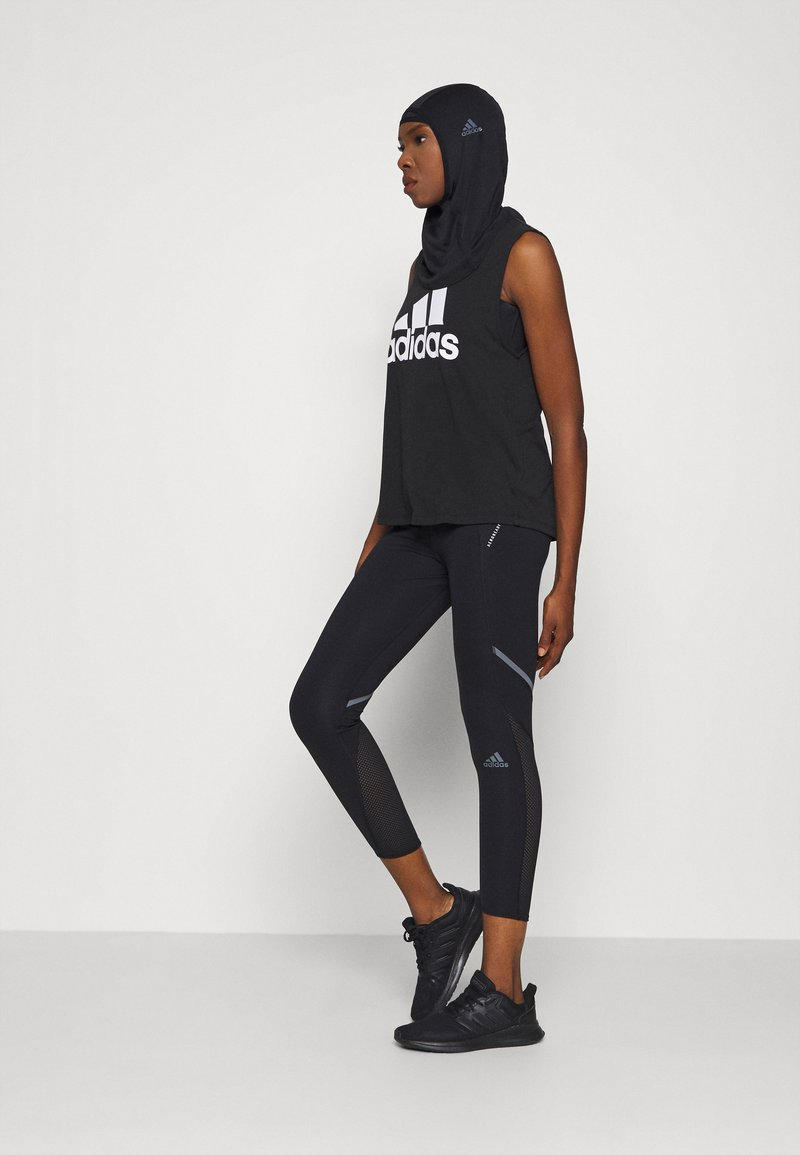 adidas Performance - HIJAB SET - Lue - black