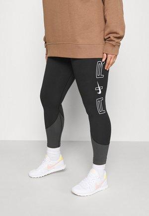 AIR - Leggings - Trousers - black