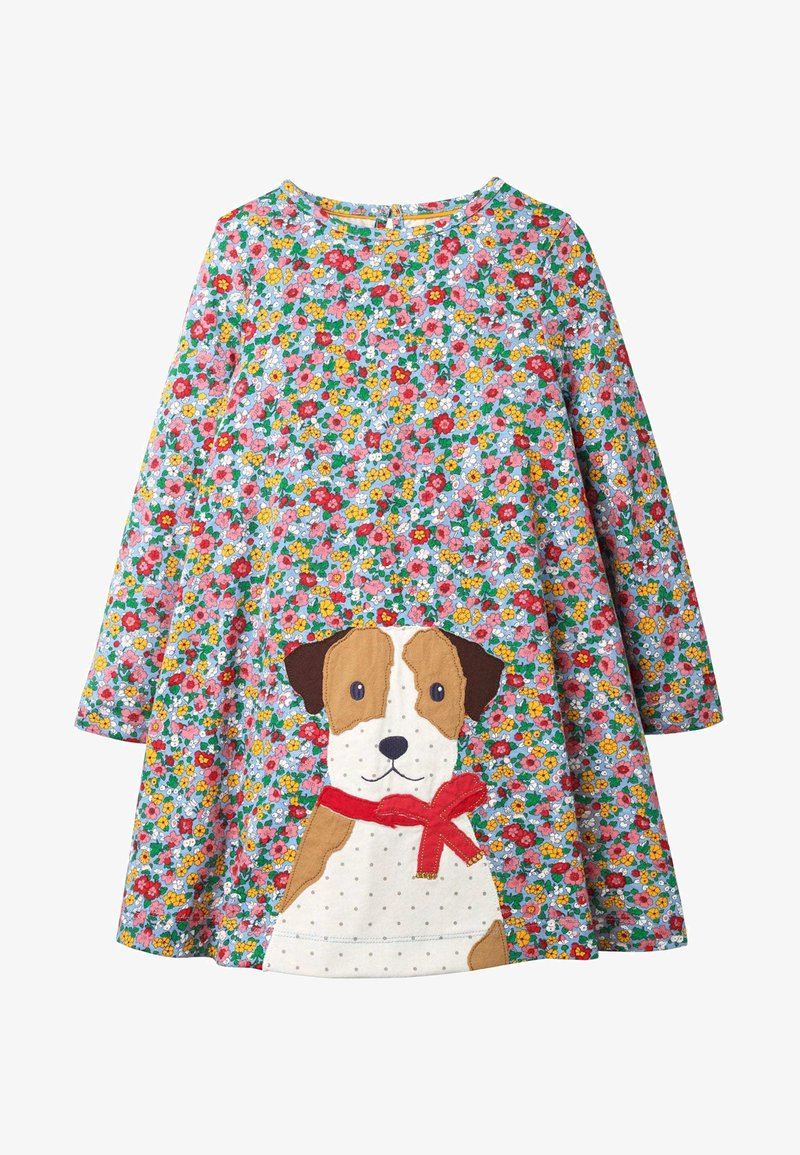 Boden - Jersey dress - vintage-blumenmuster, sprout