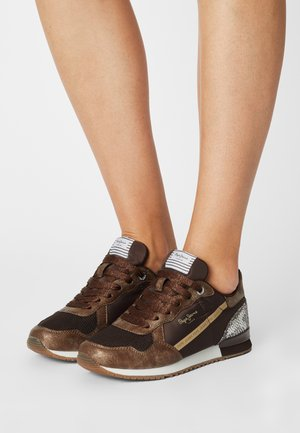 ARCHIE TOP - Zapatillas - bronze