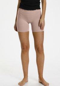 Saint Tropez - Shorts - nude - 0