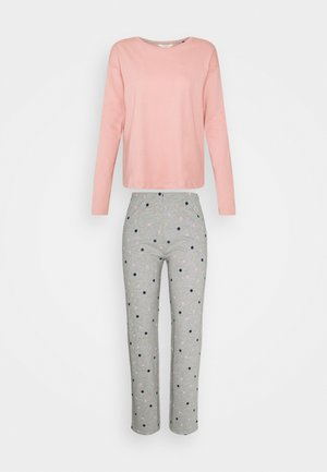 SET - Pijama - grey mix