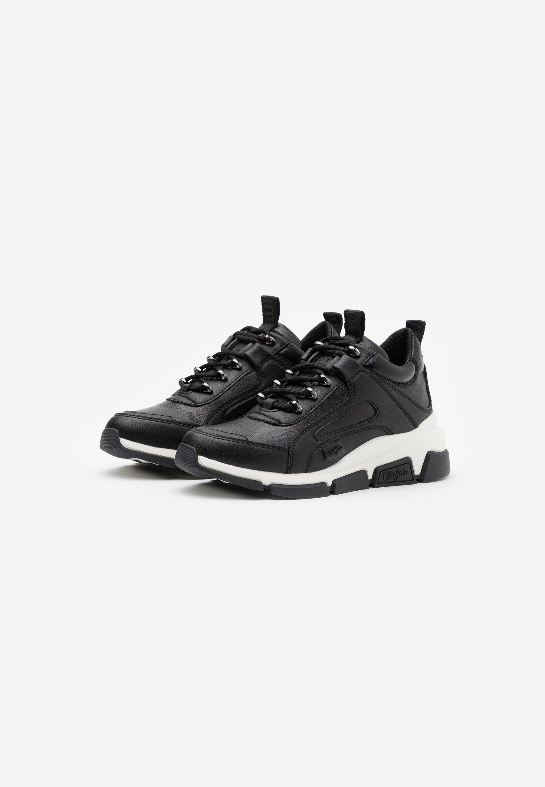 Buffalo BATTER SLEEK Sneaker low black/schwarz