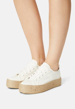 Stringate sportive - off-white