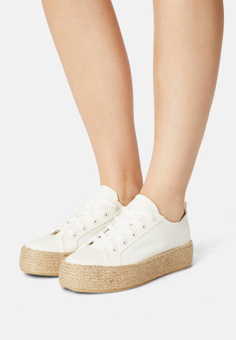 Even&Odd - Casual lace-ups - off-white