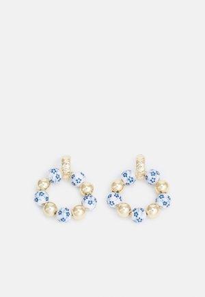 FRESIA DOOR KNOCKER - Earrings - gold-coloured