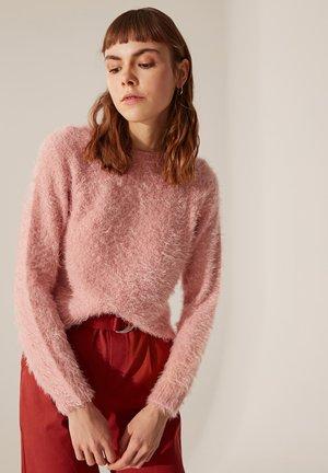 FLAUSCHIGER - Jumper - pink