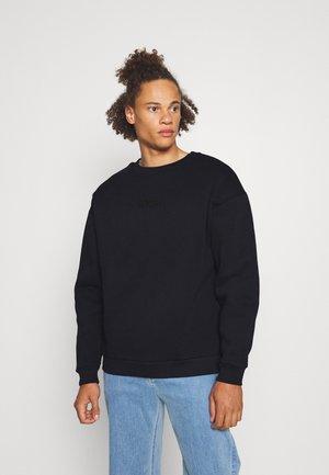 BRANDED CREW NECK UNISEX - Sweater - navy