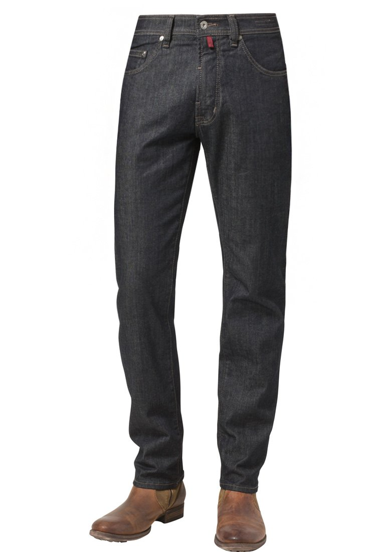Pierre Cardin - DEAUVILLE - Straight leg jeans - rinse washed