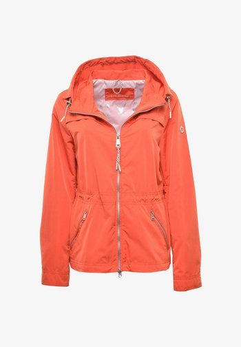 Summer jacket - orange