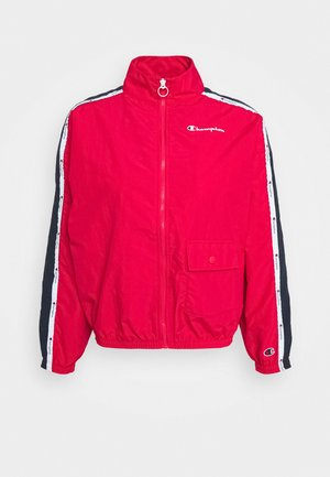 FULL ZIP ROCHESTER - Verryttelytakki - red/navy