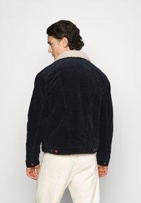 Wrangler - SHERPA - Light jacket - navy - 2