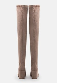 Even&Odd - Over-the-knee boots - taupe
