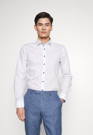 OLYMP NO.6 SUPER SLIM FIT  - Finskjorte - weiss