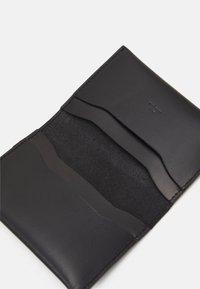 J.LINDEBERG - FOLD CARD HOLDER - Wallet - black - 2