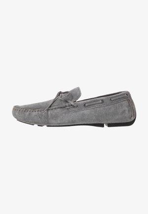 Moccasins - grey