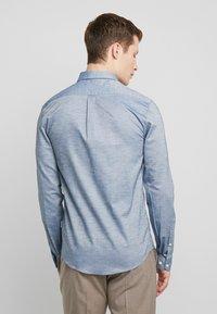 Lindbergh - Business skjorter - mid blue - 2