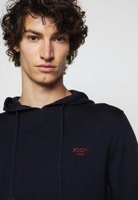JOOP! Jeans - BELMIN - Jersey con capucha - dark blue - 5