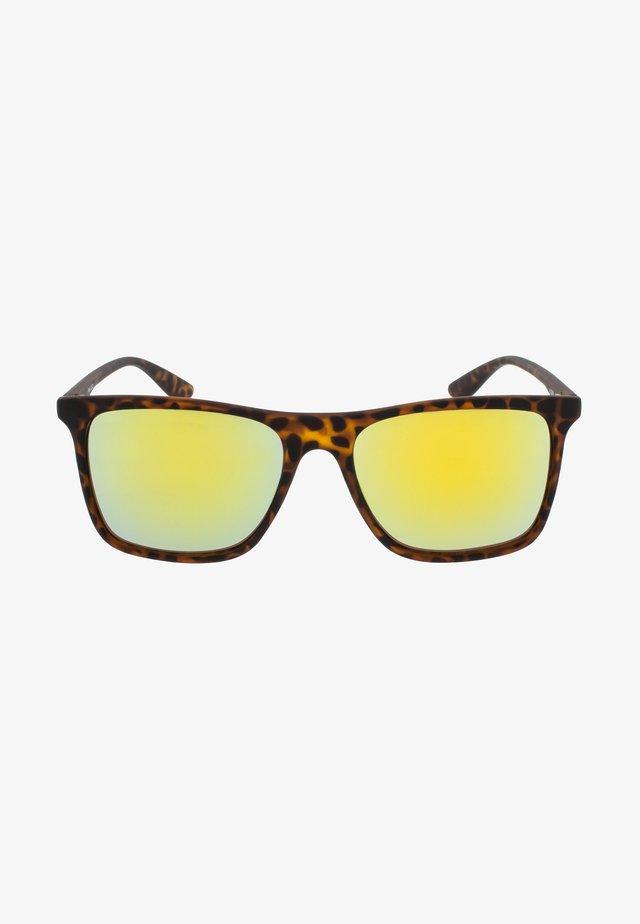 BLITZ - Solglasögon - matt tortoise