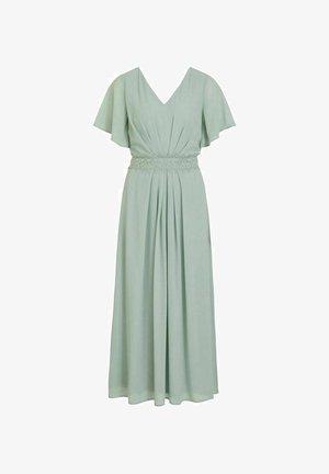 Vestido largo - jadeite