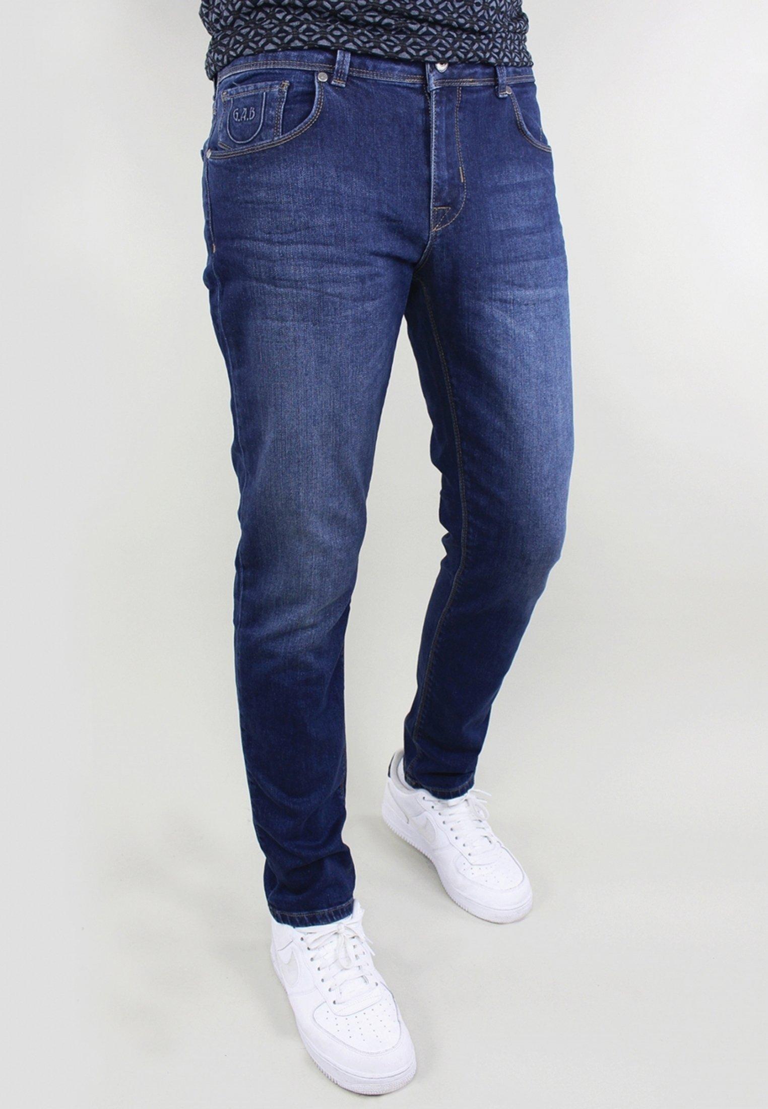 Uomo BERGAMO - Jeans slim fit