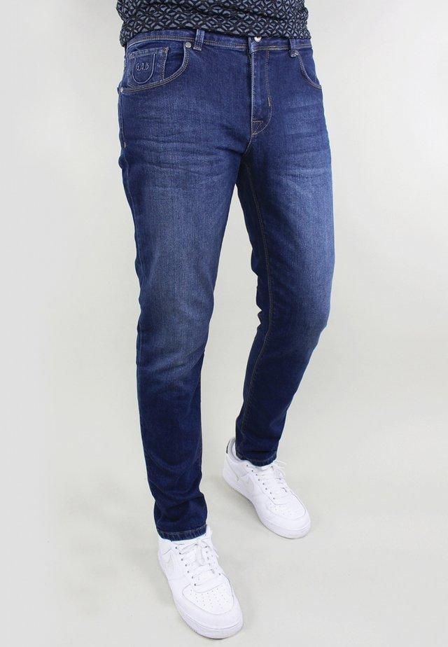 BERGAMO - Jeans slim fit - blue stone