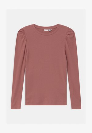 NOOS - Long sleeved top - withered rose