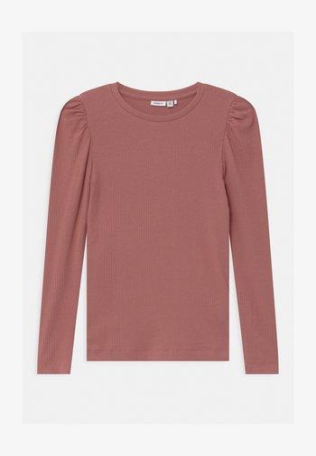 NOOS - Langærmede T-shirts - withered rose