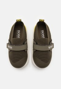 BOSS Kidswear - TRAINERS - Trainers - khaki - 3