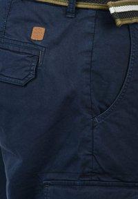 Blend - BRIAN - Shorts - navy - 3