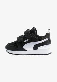 Puma - Baby shoes - black-white - 0