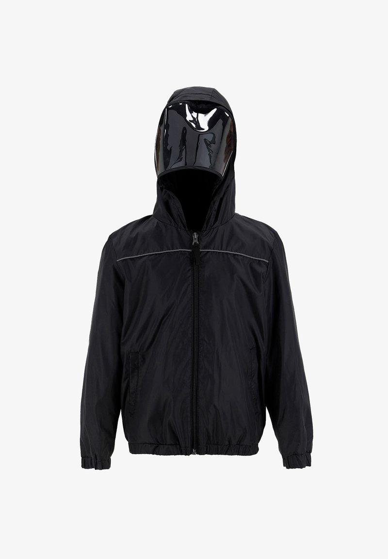 DeFacto - Waterproof jacket - black