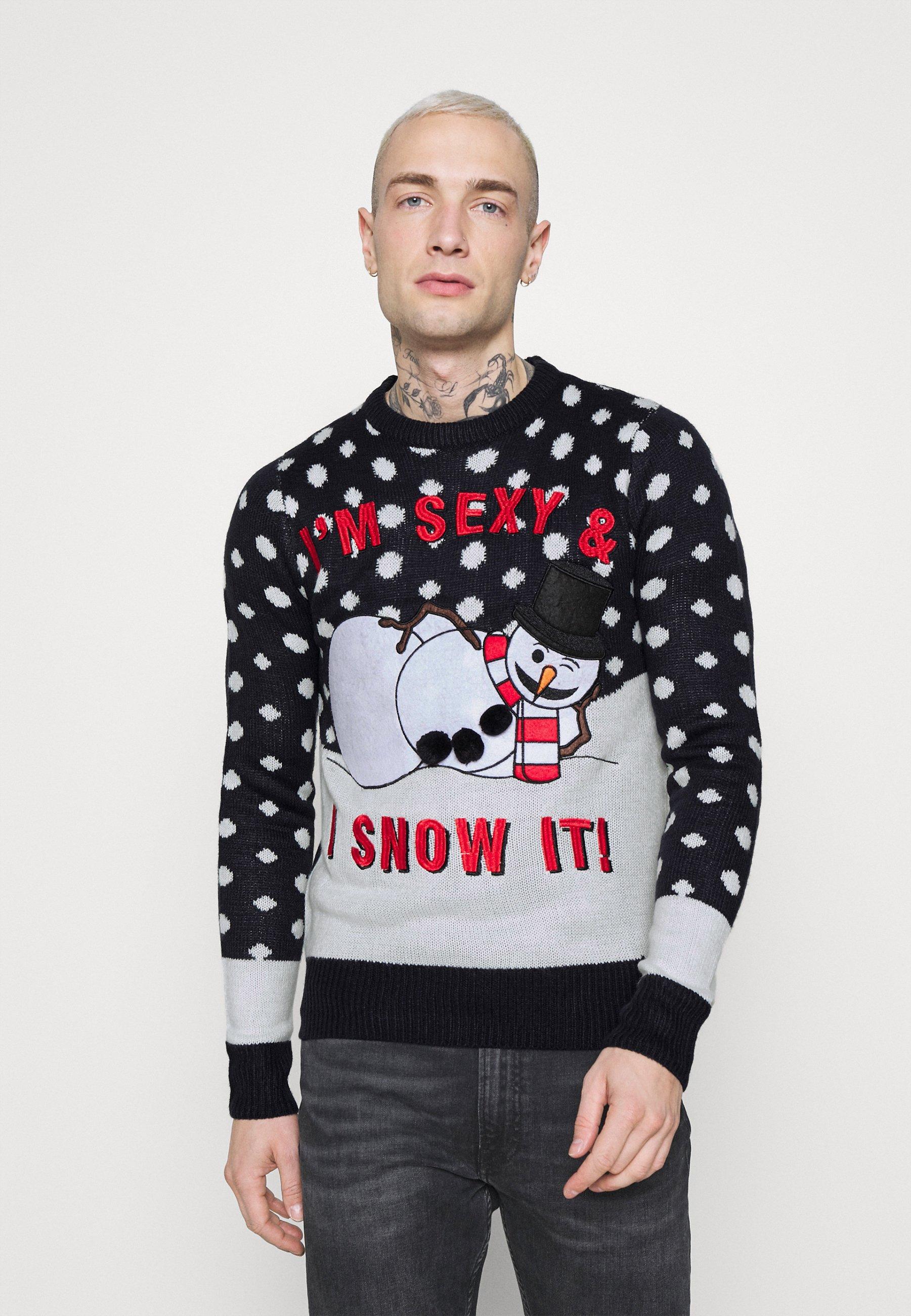 Hombre SNOW - Jersey de punto