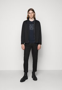 HUGO - DICAGO - T-shirt à manches longues - dark blue - 1