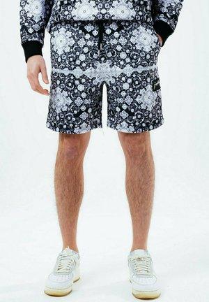 Shorts - black/white