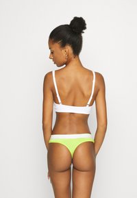 Diesel - STARS 3 PACK - Thong - green/lilac/lemon - 2