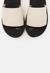 J.CREW - EVA - Pantofle - natural - 4