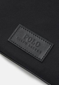 Polo Ralph Lauren - UNISEX - Taška spříčným popruhem - black - 4